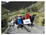 Mai 2013 : Aux Cascades de Carhuayno.  Viaje con la familia y los primos - Cataratas de Carhuyno