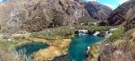 Aout 2013 : Excursion à Yauyos et Lunahuana - Les cascades de Carhuayno  Excursion en Yauyos y Lunahuana - las cataratas de Carhuayno