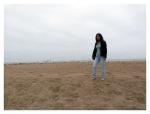 Septembre 2012 : Visite des marais de villa, destination ornithologique de Lima - Mayra sur la plage