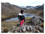 Octobre 2012 : Exploration dans la cordillère Pariacaca - Mayra à la laguna Escalera  Exploracion en la cordillera Pariacaca - Mayra en la laguna Escalera