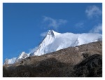 Octobre 2012 : Exploration dans la cordillère Pariacaca afin de préparer les circuits de treks -  L'Apu Pariacaca  Exploracion en la cordillera Pariacaca para armar los circuitos de trekking - El Apu Pariacaca
