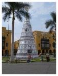 Décembre 2012 : L'arbre de noël de Lima  El arbol de Navidad en Lima