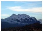 Février 2013 : Excursion en Bolivie (La Paz, Sucre, Potosi) - L'Ilimani vu de El Alto  Excursion en Bolivia (La Paz, Sucre, Potosi) - El Ilimani visto desde El Alto