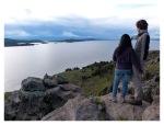 Mars 2013 : Exploration au lac Titicaca - Thomas et Mayra sur l'ile Amantani  Exploracion en Titicaca - Thomas y Mayra en Amantani