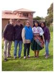 Mars 2013 : Exploration au lac Titicaca - Rencontre avec la Sra Felicia sur l'ile Amantani  Exploracion en Titicaca - Encuentro con la Sra Felicia en Amantani