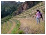 Mai 2013 : Voyage à Cusco - Mayra à Pisac  Viaje al Cusco - Mayra en Pisac