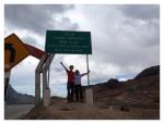 Mai 2013 : Voyage à Yauyos - Thomas et Christine à Ticlio  Viaje a Yauyos - Thomas y Christine en Ticlio