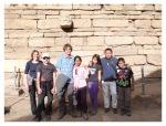 Juin 2013 : Visite à Chavin de Huantar - Avec Antoine, Cindy, Juan, Pepe et Vianka.
