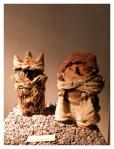 Juillet 2013 : Visite du musée d'archéologie et antropologie - Cuchimilcos  Visita del museo de archeologia y antropoligia - Cuchimilcos