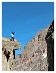 Aout 2013 : Trek dans le canyon Cotahuasi (Arequipa) - Mayra à  Sipia  Trek en el canyon de Cotahuasi (Arequipa) - Mayra en Sipia