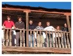 Aout 2013 : Trek dans le canyon Cotahuasi (Arequipa) - Mickael, Thomas, Maxence, Olivier, Romain, Aurore et Lionel