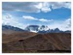 Aout 2013 : Exploration en cordillère Carabaya - L'apu Allin Capac  Exploracion en la cordillera Carabaya - El Apu Allin Capac