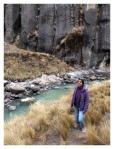 Aout 2013 : Exploration en cordillère Carabaya - Mayra dans la foret de pierres de Jaylluwa  Exploracion en la cordillera Carabaya - Mayra en el bosque de piedra de Jaylluwa