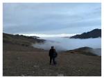 Aout 2013 : Exploration en cordillère Carabaya - Thomas et Mayra à Corani  Exploracion en la cordillera Carabaya