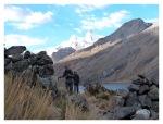 Septembre 2013 : Trek de l'apu Pariacaca avec Annaïg et Gauthier - Vallee de Piticocha  Trek del apu Pariacaca con Annaïg y Gauthier - Quebrada Piticocha