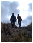 Septembre 2013 : Trek de l'apu Pariacaca avec Annaïg et Gauthier - Escalerayoc  Trek del apu Pariacaca con Annaïg y Gauthier - Escalerayoc