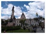 Septembre 2013 : La Paz Plaza Murillo
