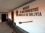 Septembre 2013 : La Paz Musée des instruments de musiques