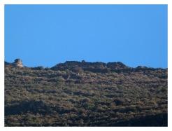 Les ruines de Chiprac, ça sera pour une prochaine exploration