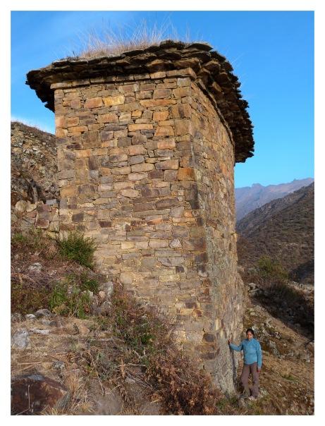 L'un des plus haut Kullpi de Rupac